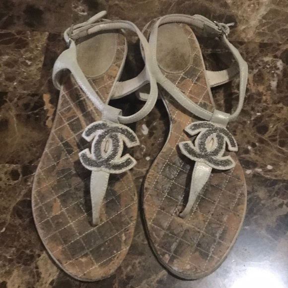 CHANEL Shoes - chanel thongs sandals 8fddc22137